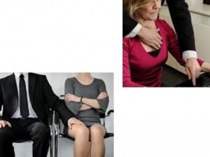 Harcèlement sexuel dans le milieu professionnel