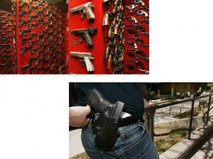 La demande d'acquisition d'arme