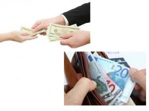 Au-delà de 300 euros, les paiements en espèces sont refusés